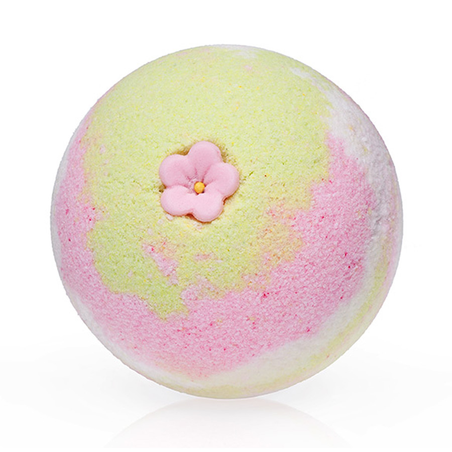 Мыло и бурлящие шарики