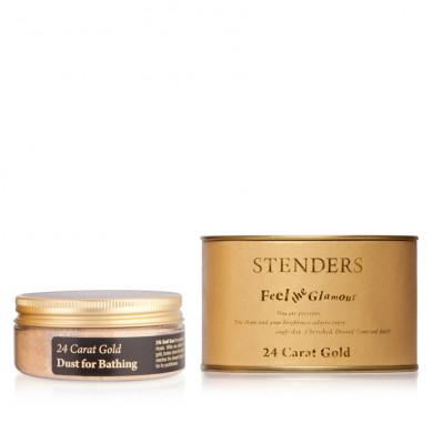 24-каратная золотая пыльца для ванны
