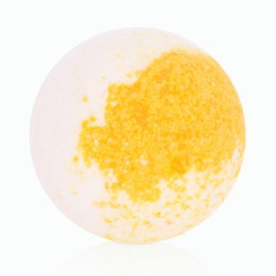 Абрикосовый бурлящий шар