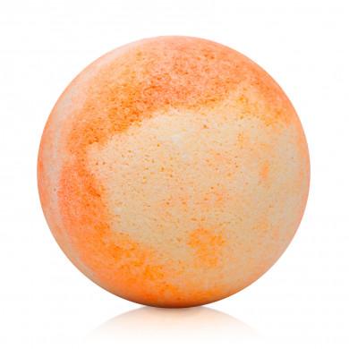 Бурлящий шар для ванны «Облепиха»