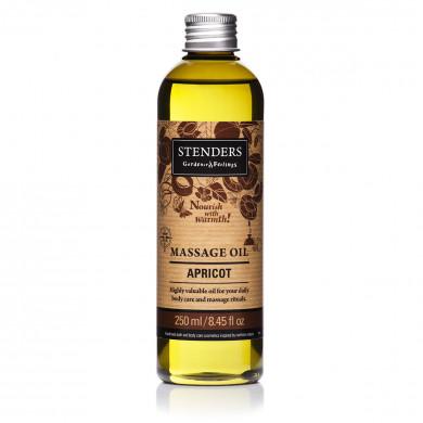 Абрикосовое массажное масло для ухода за телом