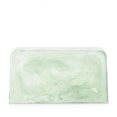 Березовое мыло с экстрактом зеленого чая