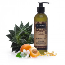 Лосьон для тела с ароматом абрикоса