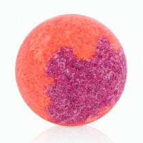 Малиново-ежевичный бурлящий шар