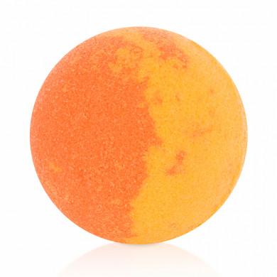 Апельсиновый бурлящий шар image