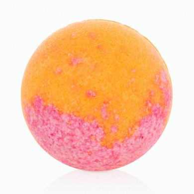 Сливовый бурлящий шар image