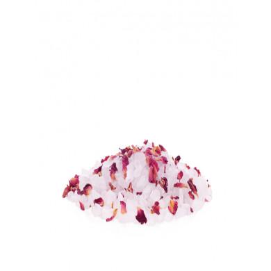 Розовая соль для ванны image