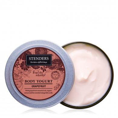 Грейпфрутовый йогурт для тела image