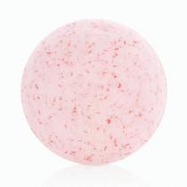 Бурлящий шар для ванны из лесных ягод с йогуртом