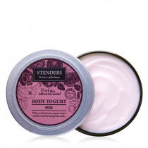 Розовый йогурт для тела