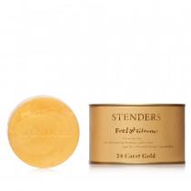 Золотое мыло с 24-каратным золотом